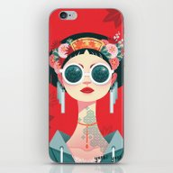 See No Evil iPhone & iPod Skin