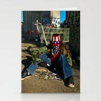 Broken Uncle Sam Stationery Cards