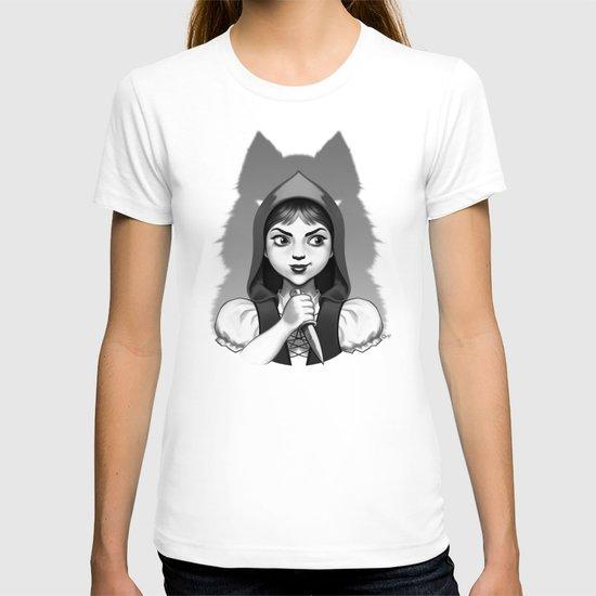 Little Red Riding Hood's Surprise T-shirt