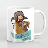 Bofur At Your Service Mug
