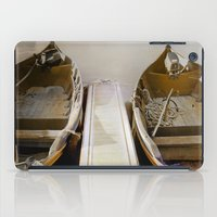 Side by Side- In the Shadows or in the Light! iPad Case