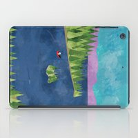 Around the lake  iPad Case