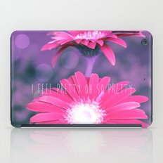 Gerberas  iPad Case