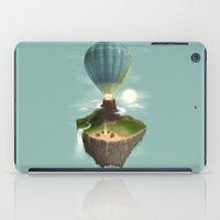 The Great Tropical Escape iPad Case