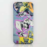 Graffiti Artist iPhone 6 Slim Case