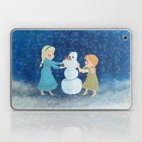 Do You Want To Build A Snowman? Laptop & iPad Skin