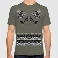 DOOM Mens Fitted Tee Lieutenant SMALL