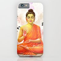 iPhone & iPod Case featuring Buddha by Olga Whass