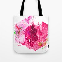 Splash1 Tote Bag