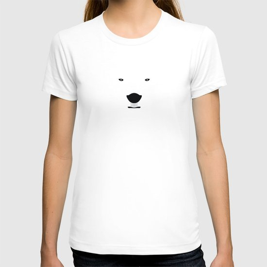 An Béar Bán (The White Bear) T-shirt