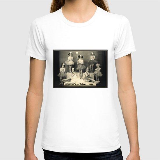 "America's got talent ~ 1944 ""The Play""  T-shirt"