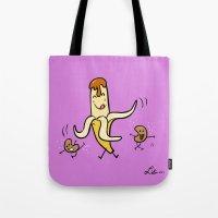 Banana, Cajeta, & Cashew… Tote Bag