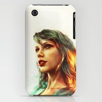 iPhone 3Gs & iPhone 3G Cases featuring When the Sun Came Up by Alice X. Zhang