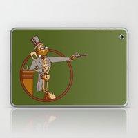 The Windup Duelist Laptop & iPad Skin