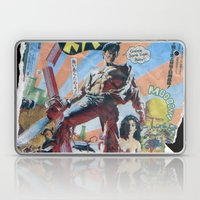 Army Of Darkness: Pulped… Laptop & iPad Skin