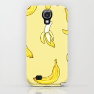 Banana-rama Galaxy S4 Slim Case