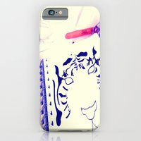iPhone & iPod Case featuring Tiger by Clair Jones