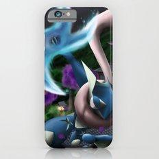 Frog ninja! Water Shuriken! iPhone 6 Slim Case