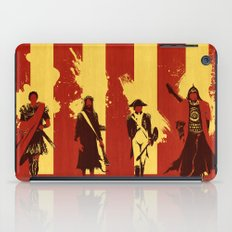 The Great Man Theory iPad Case