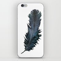 Feather - Enjoy The Diff… iPhone & iPod Skin