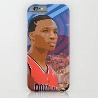 Portland TrailBlazers Damian Lillard   iPhone 6 Slim Case