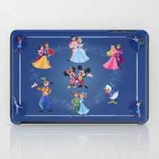 Take the Dream with you iPad Case