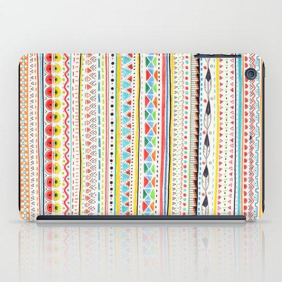 Pattern No.2 iPad Case