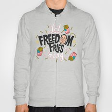 Let Freedom Fries Ring Hoody