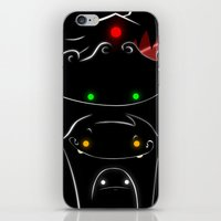 Rear Window Spookers iPhone & iPod Skin