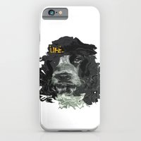 iPhone & iPod Case featuring DogHead by rosalina nikolova