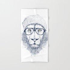 Cool lion Hand & Bath Towel