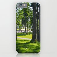Day In The Park iPhone 6 Slim Case