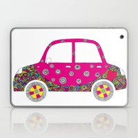 Colorful Car Laptop & iPad Skin