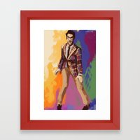 Baby You're Not Alone Framed Art Print