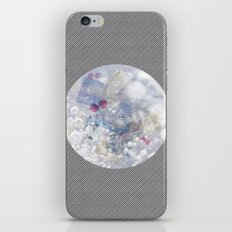 Water Bubble iPhone & iPod Skin