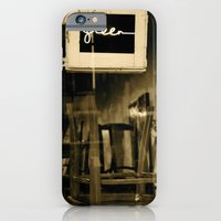 iPhone & iPod Case featuring The Green by Glance02_Marianna