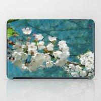 Blossom Textured iPad Case