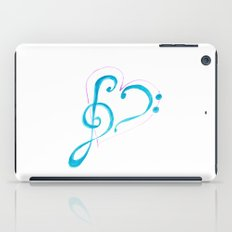 music love iPad Case