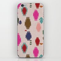 Dhurrie iPhone & iPod Skin