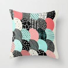 concentric Throw Pillow