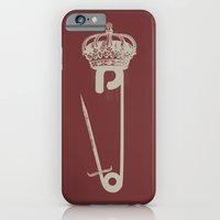 iPhone & iPod Case featuring Kingpin by Jason St. Peter