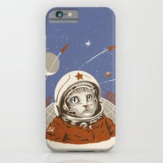 Soviet Space Cat iPhone 6s Slim Case