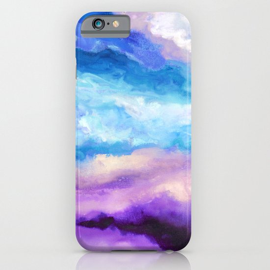 Noche Azul iPhone & iPod Case