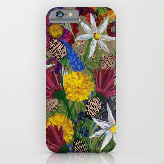 Boquet  iPhone & iPod Case