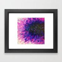 VACANCY - LIMITLESS Bold… Framed Art Print
