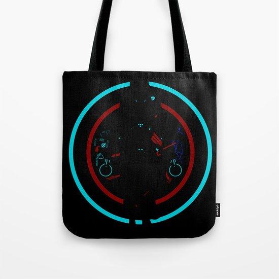 Tron Legacy Tote Bag