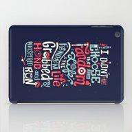 Fandom Life iPad Case