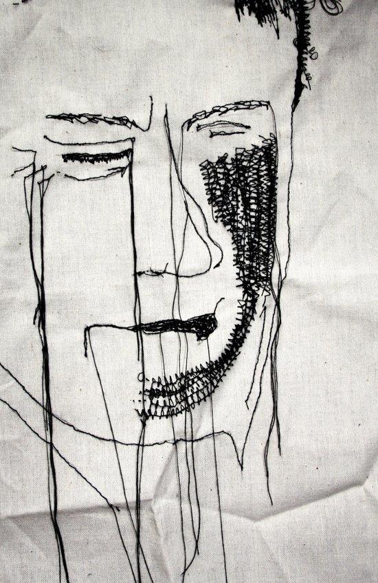 Disappointment Stitch Art Print