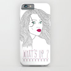 What's Up ? iPhone 6s Slim Case