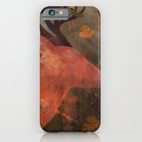 iPhone & iPod Case featuring Monarch of Autumn by Gelrev Ongbico